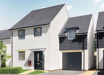 "Thumbnail 4 bedroom detached house for sale in ""The Gannel"" at Centenary Way, Penzance"