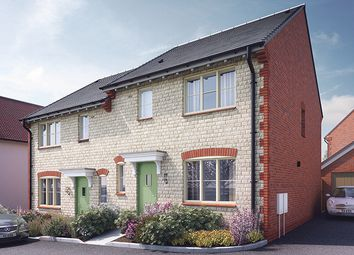 "Thumbnail 3 bedroom property for sale in ""The Hartley"" at Boundary Close, Kingswood, Wotton-Under-Edge"