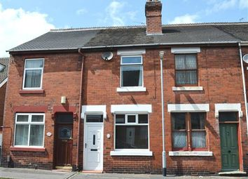 Thumbnail 2 bedroom terraced house to rent in Blunt Street, May Bank, Newcastle-Under-Lyme