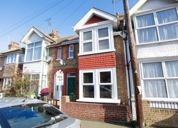 Thumbnail 2 bed terraced house for sale in Dane Park Road, Margate