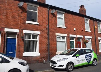Thumbnail 2 bedroom terraced house to rent in Wallwork Street, Stockport