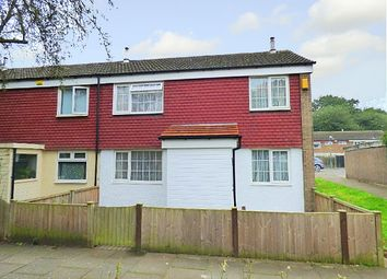 Thumbnail 3 bedroom end terrace house for sale in Trigo Croft, Hodge Hill