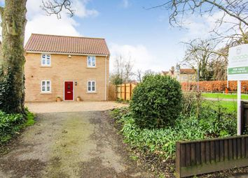 Thumbnail 3 bed detached house for sale in Sand Street, Soham, Ely
