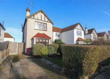 Thumbnail 3 bed semi-detached house for sale in Highlands Boulevard, Leigh-On-Sea