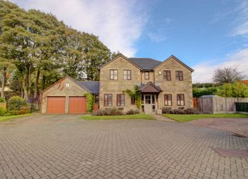 Thumbnail 4 bed detached house for sale in Edgworth Vale, Edgworth, Turton, Bolton