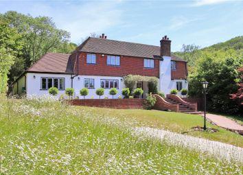 Greenhill Road, Otford, Sevenoaks, Kent TN14. 4 bed detached house for sale
