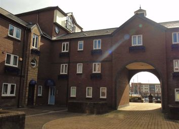 2 bed flat for sale in Monmouth House Maritime Quarter, Marina, Swansea SA1