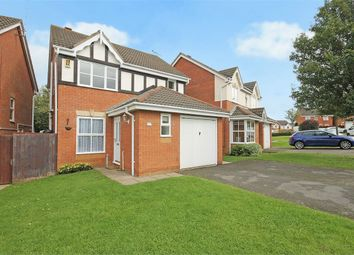 Thumbnail 3 bedroom detached house for sale in Leah Bank, Sandringham Gardens, Northampton