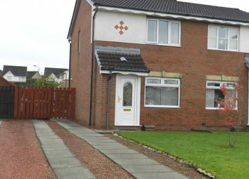 Thumbnail 2 bed semi-detached house to rent in Alder Grove, Coatbridge