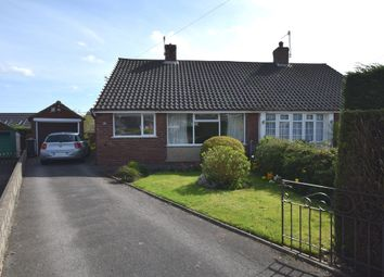 Thumbnail 2 bed semi-detached bungalow for sale in Deneside, Newcastle-Under-Lyme