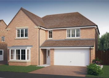 """5 bed detached house for sale in """"The Thetford"""" at """"The Thetford"""" At Coach Lane, Hazlerigg, Newcastle Upon Tyne NE13"""