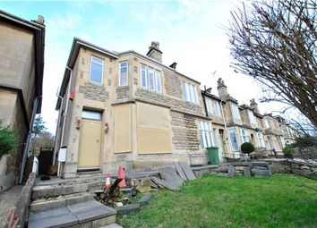 Thumbnail 4 bed end terrace house for sale in Crescent Gardens, Bath, Somerset