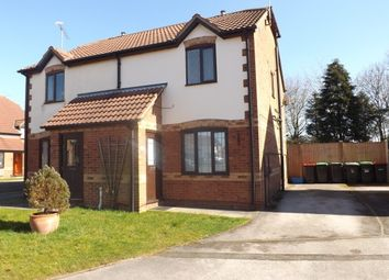 Thumbnail 2 bed property to rent in Roewood Close, Kirkby-In-Ashfield, Nottingham