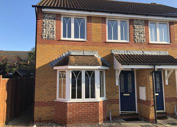 Thumbnail 3 bed semi-detached house to rent in Thatcham, West Berkshire