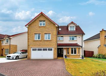 Thumbnail 6 bed detached house for sale in 11 Manor Gardens, Dunfermline