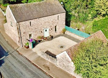 Thumbnail 4 bed barn conversion for sale in Clevedon Road, Weston-In-Gordano, Bristol
