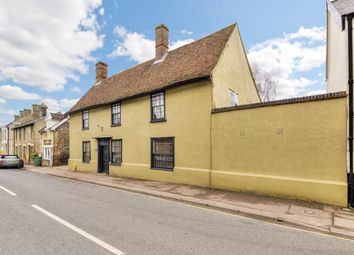 Thumbnail 5 bed cottage for sale in Ixworth, Bury St Edmunds, Suffolk