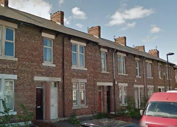 Thumbnail 3 bed flat to rent in Hotspur Street, Newcastle Upon Tyne