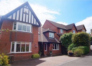 Thumbnail 5 bed detached house for sale in Durbin Close, Honiton