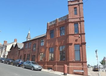 Thumbnail 2 bed flat for sale in Dock View Road, Barry