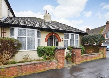 Thumbnail 2 bed bungalow for sale in Park Road, Folkestone