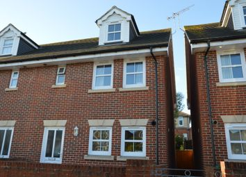 Thumbnail 4 bedroom semi-detached house to rent in Consort Road, Cowes, Isle Of Wight