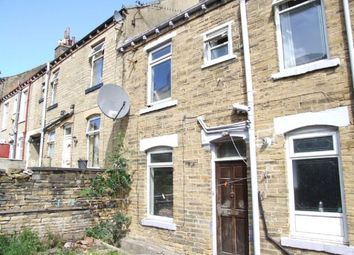 Thumbnail 2 bed terraced house for sale in Washington Street West Yorkshire, Bradford BD8, Bradford,