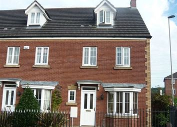 Thumbnail 4 bed property to rent in Heol Y Dolau, Pencoed, Bridgend