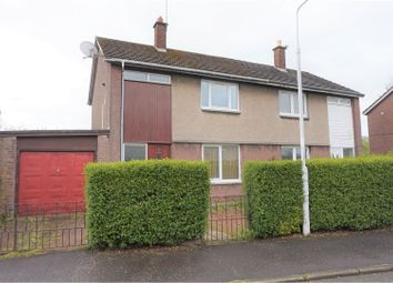 Thumbnail 2 bed semi-detached house to rent in Hillview, Oakley