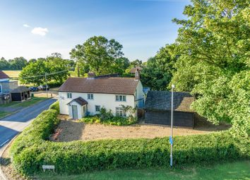 Thumbnail 4 bed detached house for sale in The Green, Kingston, Cambridge