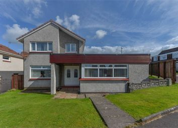 Thumbnail 4 bed detached house for sale in Greenacres, Ardrossan, North Ayrshire