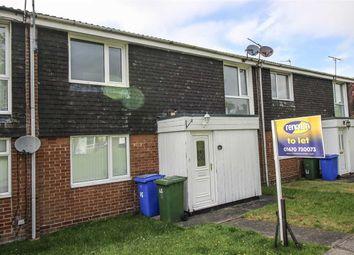 Thumbnail 2 bed flat to rent in Wreay Walk, Southfield Lea, Cramlington