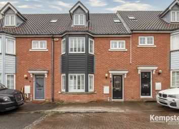 Thumbnail 4 bed town house for sale in Founes Drive, Chafford Hundred, Grays