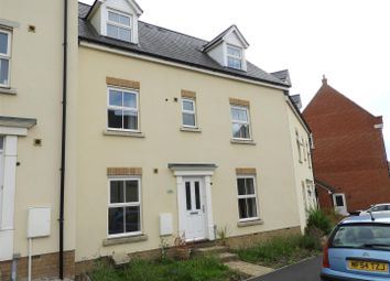 Thumbnail 5 bed town house to rent in Dyson Road, Redhouse, Swindon