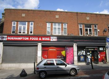 Thumbnail Retail premises for sale in Roehampton High Street, London