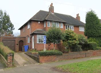 Thumbnail 3 bed semi-detached house for sale in Thistley Hough, Penkhull, Stoke-On-Trent