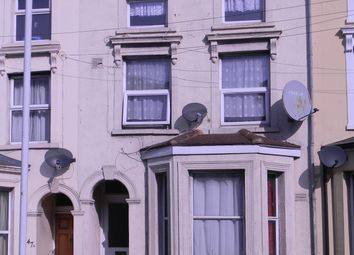 Thumbnail 3 bed maisonette to rent in Dover Road, Folkestone