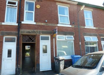 Thumbnail 4 bed terraced house for sale in Arundel Street, Derby