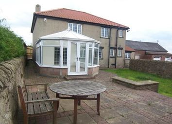Thumbnail 4 bed detached house to rent in Thornley, Durham