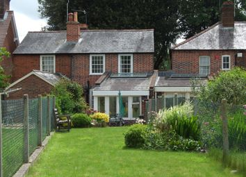 Thumbnail 3 bed terraced house to rent in Kingsgate Road, Winchester, Hampshire