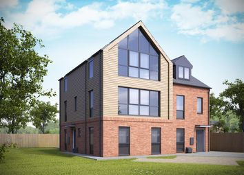 Thumbnail 4 bed semi-detached house for sale in Aylestone Road, Aylestone, Leicester