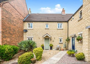 Thumbnail 3 bed terraced house for sale in Barrington Close, Witney
