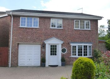 Thumbnail 4 bed property to rent in Blenheim Way, Market Harborough
