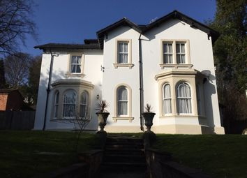 Thumbnail 6 bed detached house for sale in 15 The Villas, Stoke, Stoke-On-Trent, Staffordshire