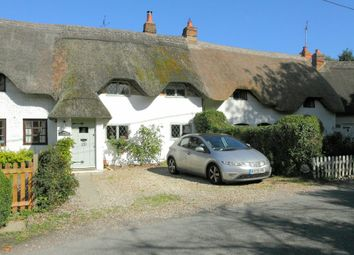 Thumbnail 3 bed cottage for sale in Cadley Road, Collingbourne Ducis, Marlborough