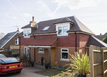 Thumbnail 3 bed detached house for sale in Yew Tree Road, Southborough, Tunbridge Wells
