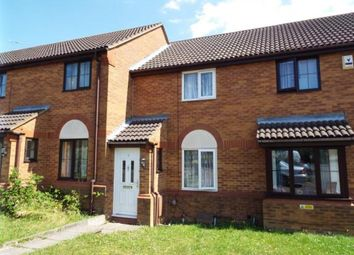 Thumbnail 2 bed terraced house for sale in Yately Close, Luton, Bedfordshire