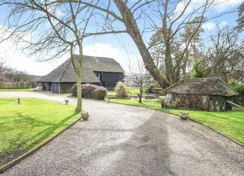 Thumbnail 4 bed barn conversion for sale in Hamstreet, Ashford