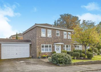 Thumbnail 5 bed detached house for sale in Crozier Drive, Selsdon, South Croydon