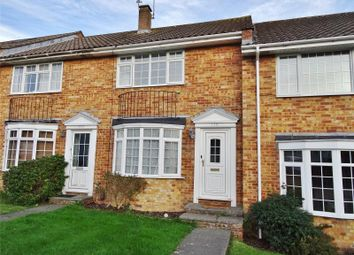 Thumbnail 3 bed terraced house for sale in Cotswold Road, Salvington, Worthing